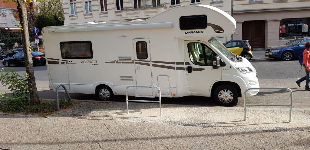Wohnmobil-Trip in die Sächsische Schweiz